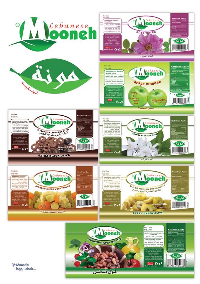 Lebanese Mooneh